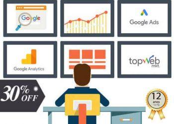 Top Web Gestão Google Ads